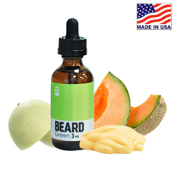 60ml Beard Vape Co Green