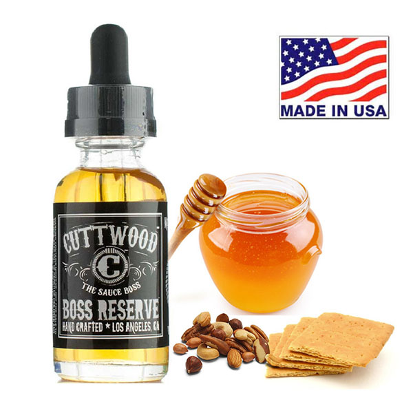 60ml Cuttwood Boss Reserve