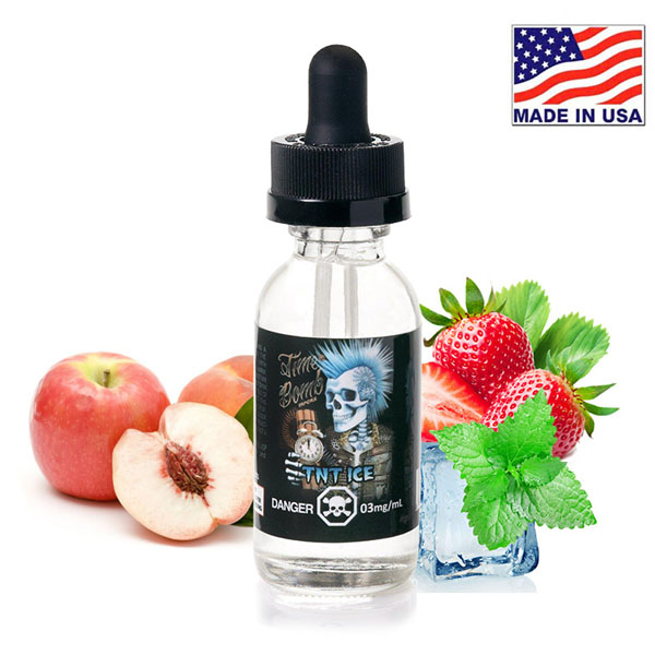 30ml Time Bomb Vapors TNT Ice