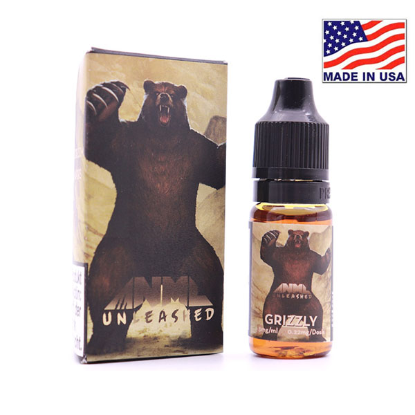 10ml ANML Unleashed Grizzly