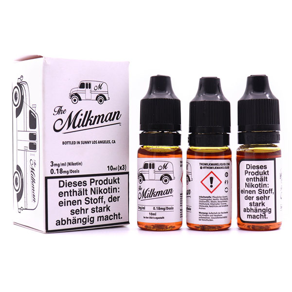 10ml The Milkman The Milkman (3本セット)