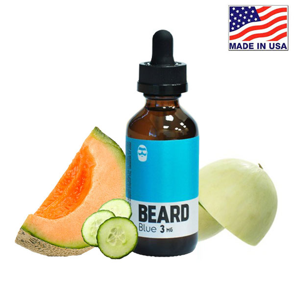 60ml Beard Vape Co Blue