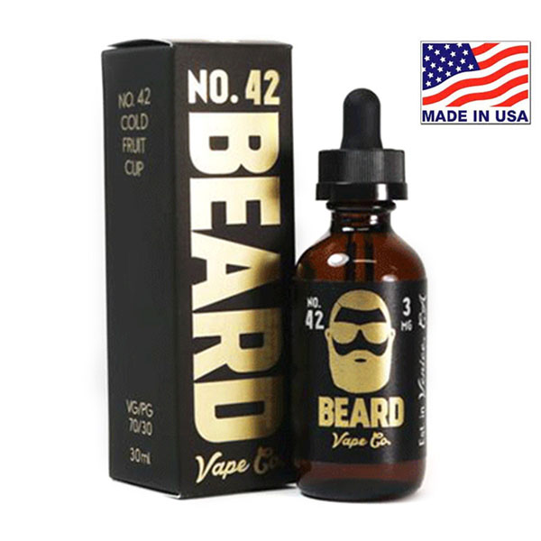30ml Beard Vape Co No.42 Cold Fruit Cup