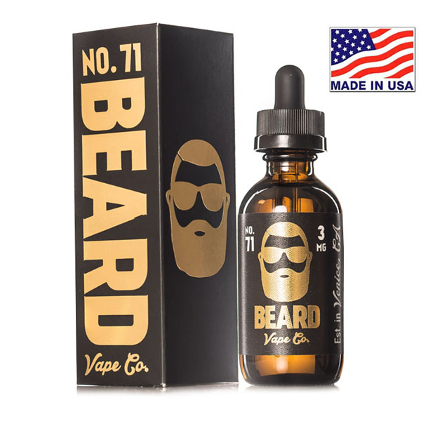 30ml Beard Vape Co No.71 Sweet & Sour Sugar Peach
