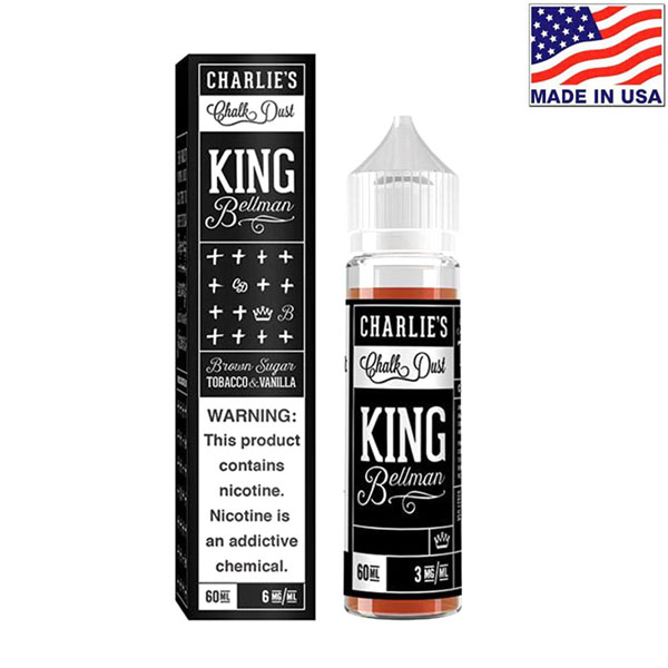 60ml Charlie's Chalk Dust King Bellman